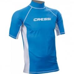 Лайкровая футболка Cressi мужская с коротким рукавом.