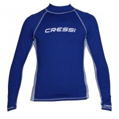 Лайкровая футболка Cressi мужская с длинным рукавом.