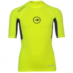 Лайкра HotTuna Rash Vest Junior Fluo Yellow