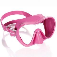 Маска Cressi F1 розовая