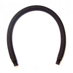 Тяги латекс черные D16мм , 38 см ( кольцевая)