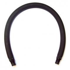 Тяги латекс черные D16мм , 41 см ( кольцевая)