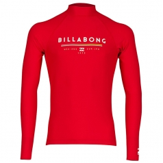 Лaйкра Billabong UNITY LS RED
